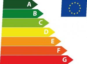 Европейское обозначение потребление энергии