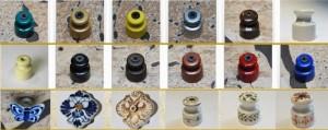 Изоляторы проводки