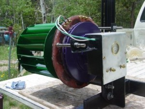 готовая гидростанция