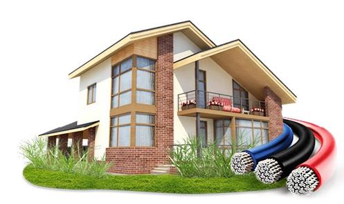 Jelektrichestvo v dome