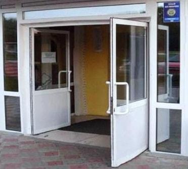 Polivinilhloridnye dveri