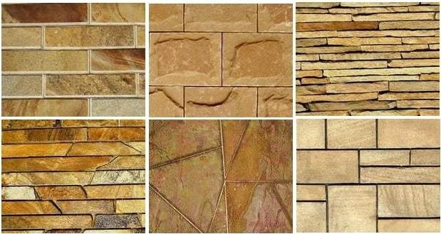 vidy dekorativnogo kamnja