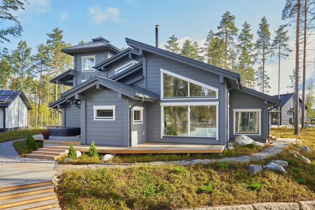 Дома по финской тхнологии
