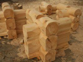 Древесина для строительства дома