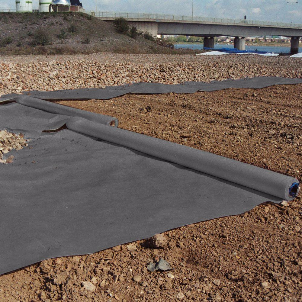 Геотекстиль в строительстве дорог